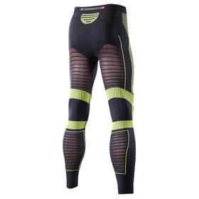 X-Bionic Effektor Power Running Pants Long Men Black/Yellow
